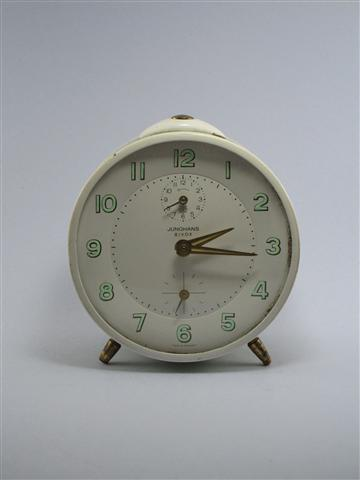 U745 นาฬิกาปลูก JunghansBivox เดินดีปลุกดี ส่ง EMS ฟรี