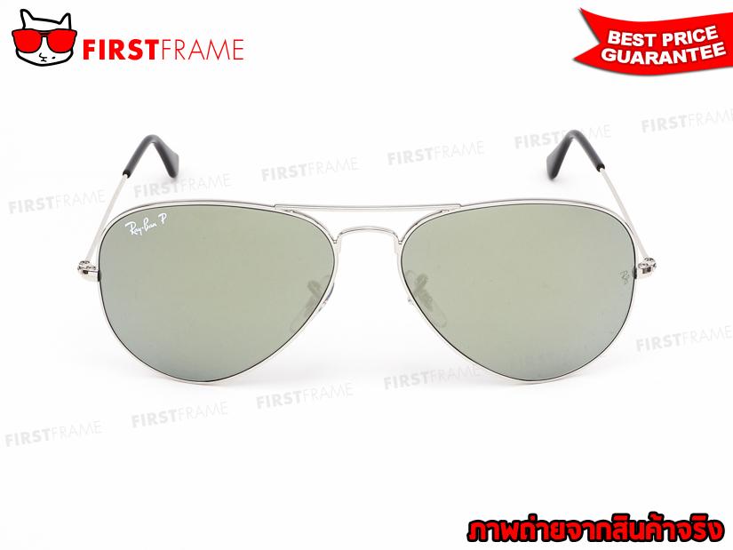 แว่นกันแดด RayBan RB3025 003/59 AVIATOR LARGE METAL2