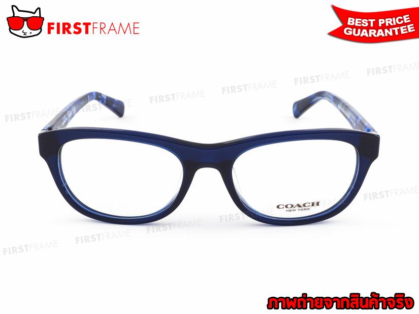 กรอบแว่นสายตา COACH HC6081F 5349 2