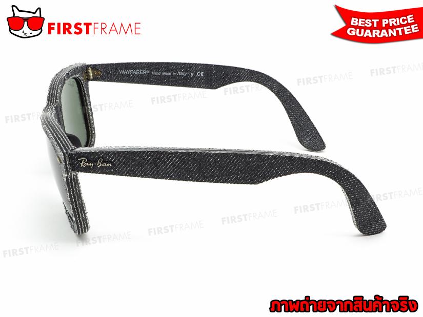 แว่นกันแดด RayBan RB2140F 1162 ORIGINAL WAYFARER DENIM3