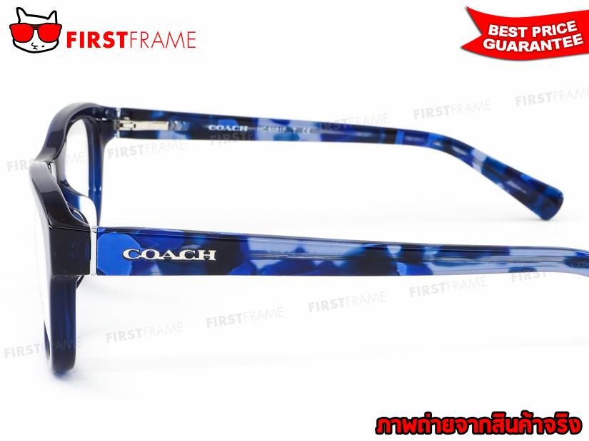 กรอบแว่นสายตา COACH HC6081F 5349 4