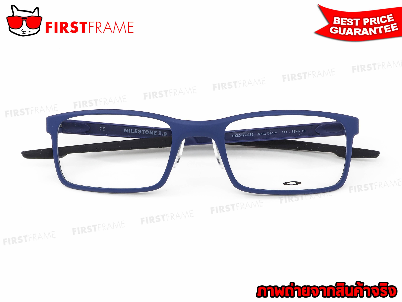 แว่นสายตา OAKLEY OX8047-03 5