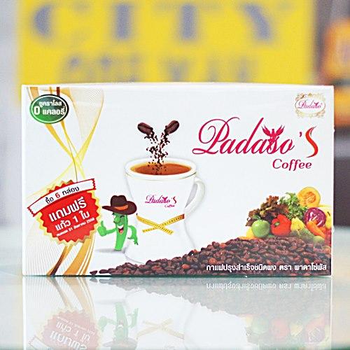 Padaso'S Coffee กาแฟพาดาโซ่พัส