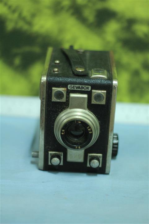 T0699 กล้องถ่ายรูปเยอรมันโบราณ GEVABOX