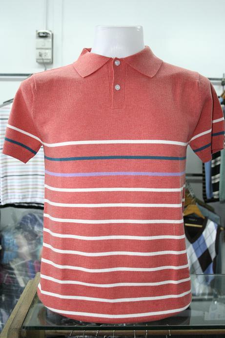 เสื้อยืดผู้ชาย แขนสั้น Cotton เนื้อดี งานคุณภาพ รหัส MC0752 Size M