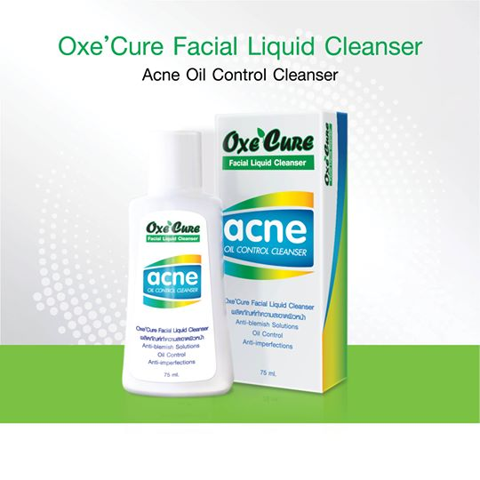 Oxe Cure Acne Oil Control Cleanser