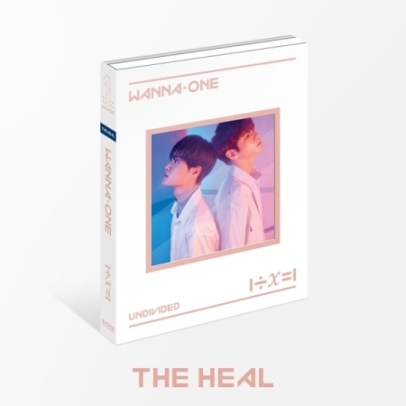 WANNA ONE - Special Album [1÷χ=1 (UNDIVIDED)] หน้าปกThe Heal Ver.