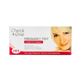Check One ชุดทดสอบการตั้งครรภ์ชนิดหยด ราคาพิเศษ