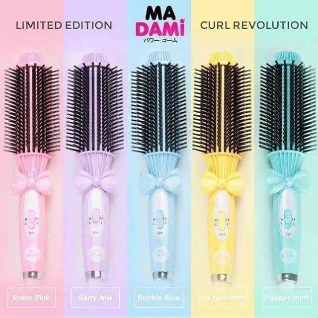 Madami Curl Revolution Limited Edition ลายโบว์น่ารัก