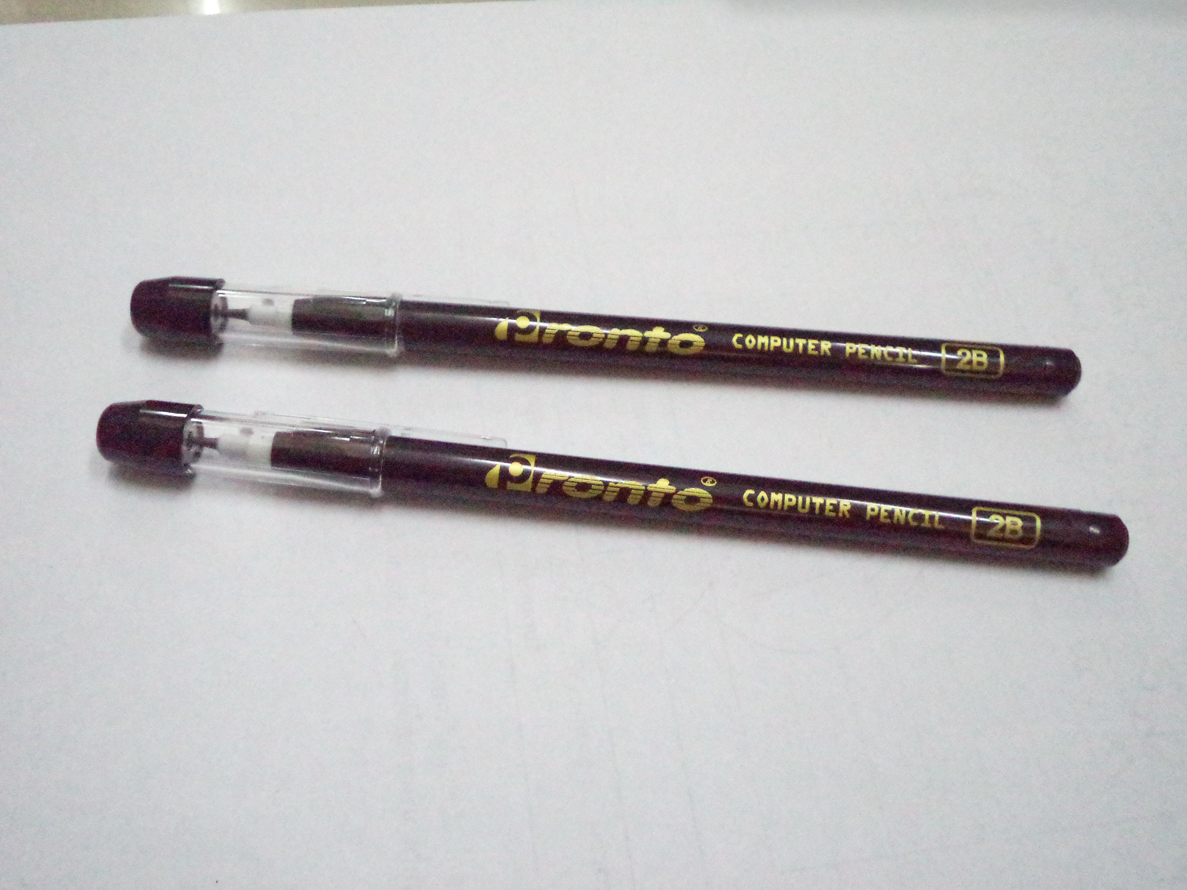 ดินสอต่อไส้ 2B ยี่ห้อ pronto แพ็ค 10 ด้าม รหัส 1337