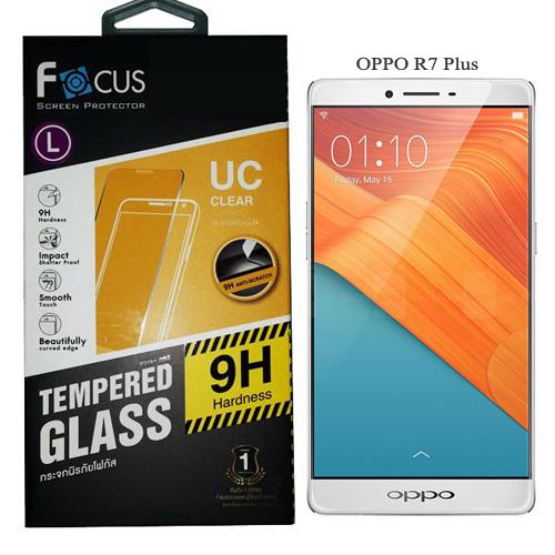 โฟกัส ฟิล์มกระจก OPPO R7 Plus