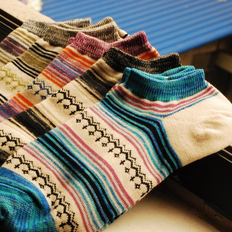 S220**พร้อมส่ง** (ปลีก+ส่ง) ถุงเท้าแฟชั่นเกาหลี ข้อสั้น เนื้อดี งานนำเข้า(Made in China)