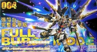1/100 Strike Freedom Gundam Full Burst Mode