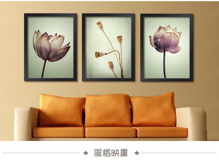 ภาพดอกไม้ x-ray AG04 ขนาด30*40 ซม/ภาพ