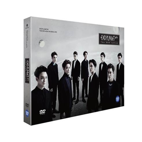 DVD EXO FROM. EXO PLANET #2 - The EXO'LUXION - in SEOUL