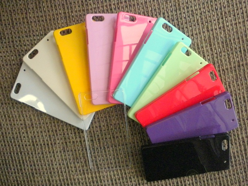 online retailer d7f33 9eb9f เคสแข็ง PC Candy OPPO R1 R829