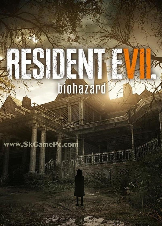 Resident Evil 7 Biohazard ( 5 DVD )