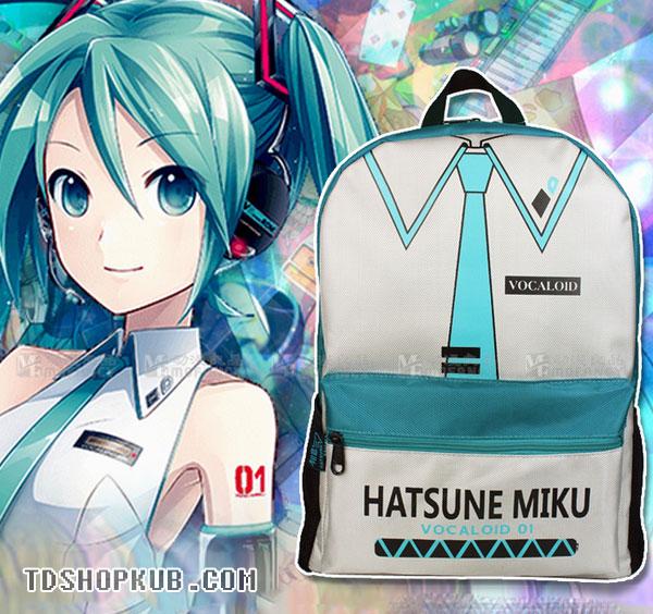 กระเป๋าเป้สะพาย (Hatsune Miku)