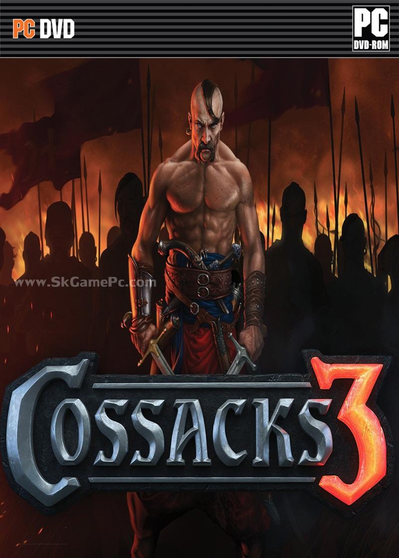 Cossacks 3 ( 1 DVD )
