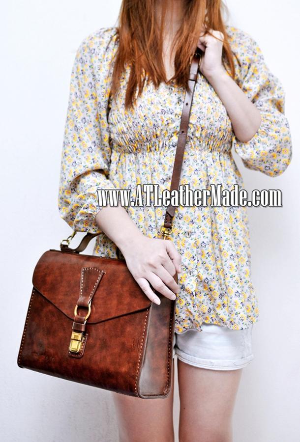 กระเป๋าถือสุภาพสตรี (Lady handbag 01)