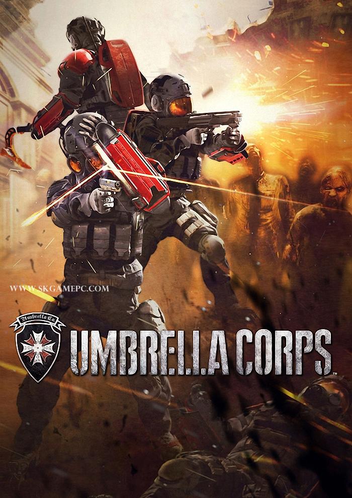 Umbrella Corps ( 1 DVD )