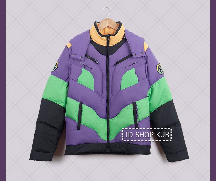 เสื้อกันหนาว Evangelion EVA Asuka