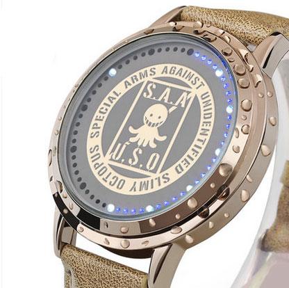 นาฬิกา LED จอสัมผัส Assassination Classroom (ห้องเรียนลอบสังหาร)