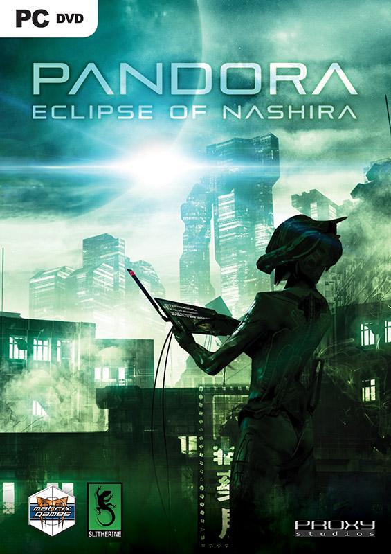Pandora Eclipse of Nashira ( 1 DVD )