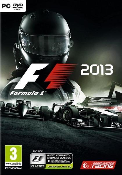 F1 2013 ( 2 DVD )