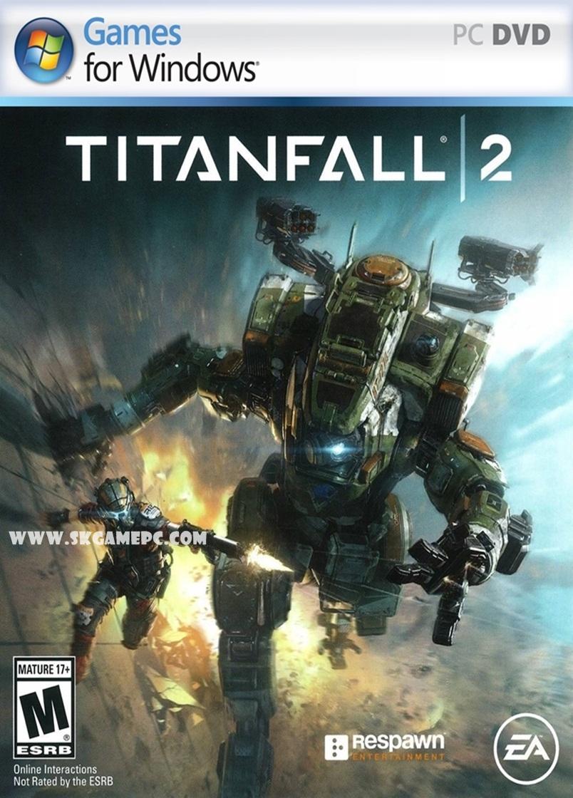 Titanfall 2 ( 10 DVD )