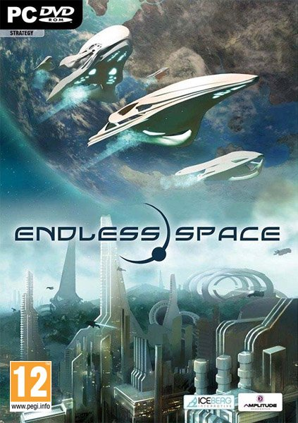 Endless Space ( 1 DVD )