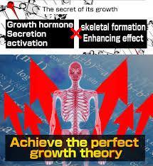 ผลการค้นหารูปภาพสำหรับ Calcium Height EX+
