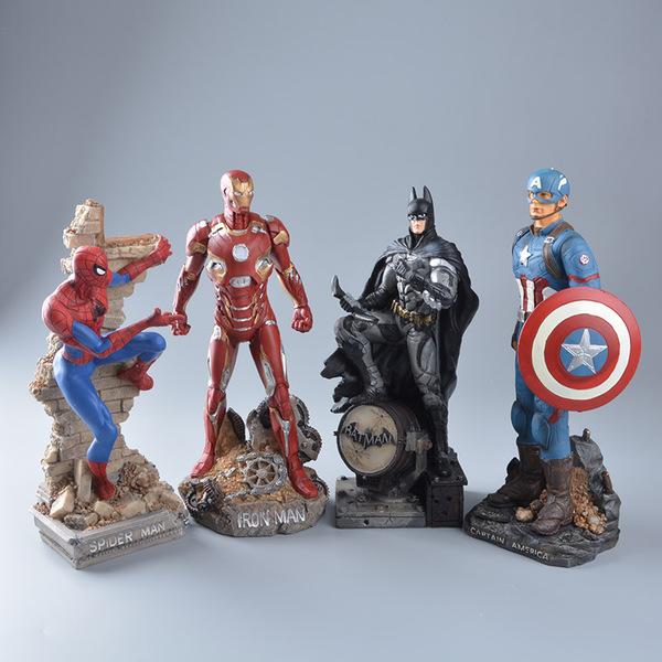 Marvel & DC Superheros Figure (มีให้เลือก 7 แบบ)