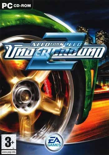 Need for Speed Underground 2 ( 1 DVD )