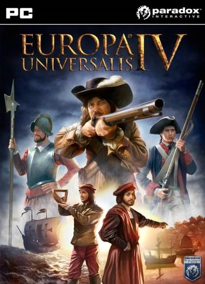 Europa Universalis IV ( 1 DVD )
