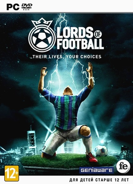 Lords of Football ( 1 DVD )