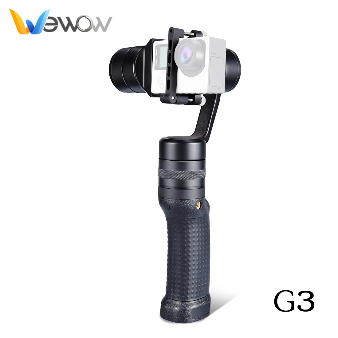 Wewow G3 3 Axis Brushless Gimbal Stabilizer for Gopro3/3+/4