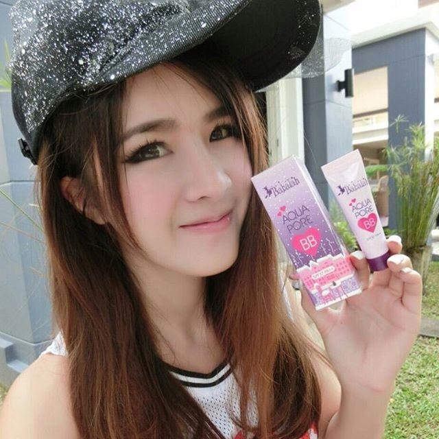 Babalah Aqua Pore BB 10 ml. บาบาร่า บีบี ซิลิโคน หน้า Wow แบบสาวเกาหลี
