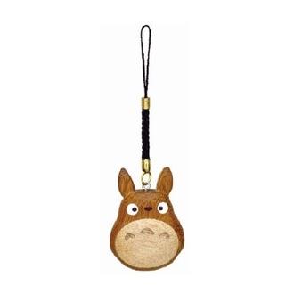 พวงกุญแจไม้แกะสลัก My Neighbor Totoro