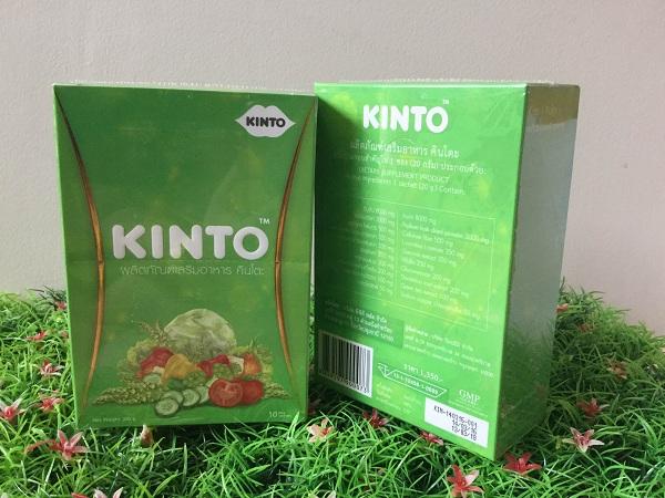 คินโตะ ดีท็อก
