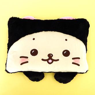 หมอน Sirotan แมวดำ