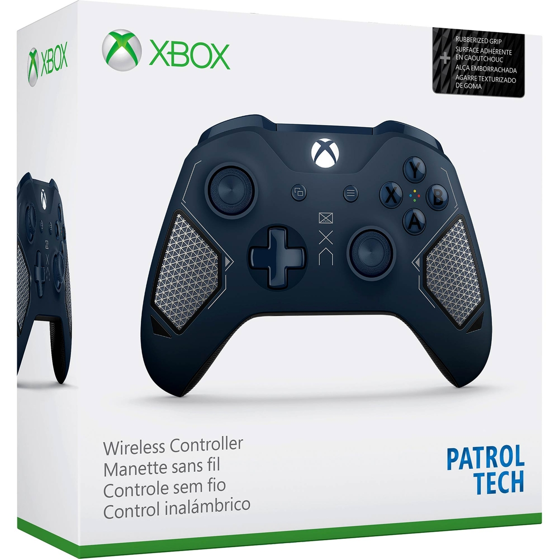 Xbox One S Wireless Controller Patrol Tech Special Edition