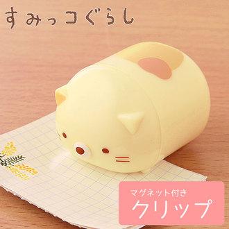 คลิปแม่เหล็ก Sumikko Gurashi แมว