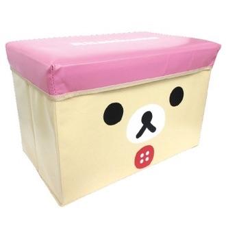 กล่องเก็บของนั่งได้ Korilakkuma